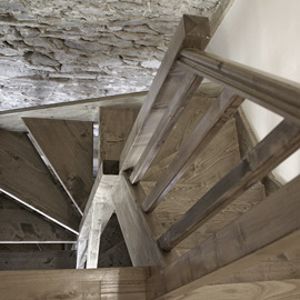 Staircases made by Joinery Northwest Ltd